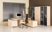 Офисная мебель от эконом-класса до президент-комплектов