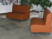 диван для офисов , гостинных,  салонов