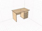 Стол для заседаний офисный рабочий